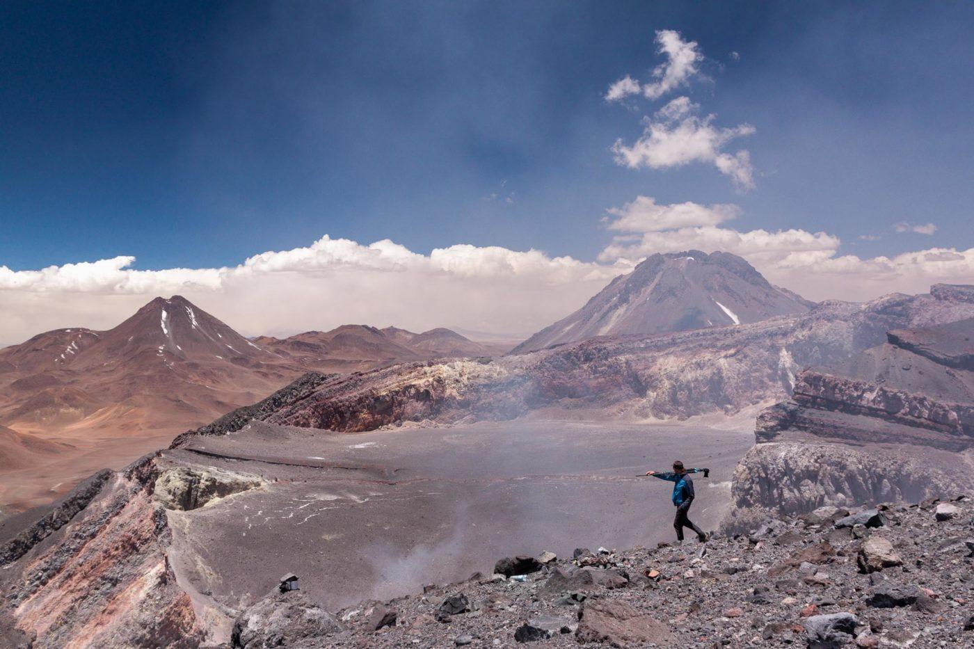 Chile - Vulkan Pacaya